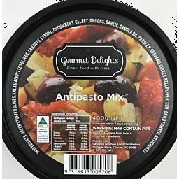 Photo of Gourmet Delights Mediterranean Antipasto 400g