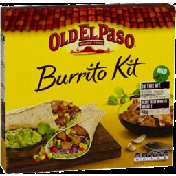 Photo of Old El Paso Burrito Kit 495gm