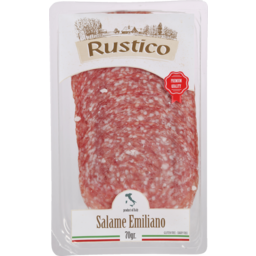 Photo of Rustico Salame Emiliano 70g
