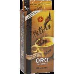 Photo of Vittoria Coffee Oro Ground 250g