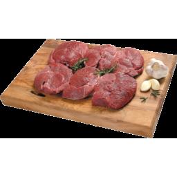 Photo of Lamb Leg Steaks Boneless