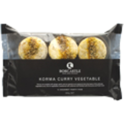 Photo of Boscastle Party Korma Vegetable Pies 660gm