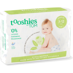Photo of tooshies by TOM Crawler Nappies 7-12kg