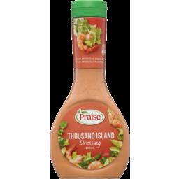 Photo of Praise Thousand Island Dressing 330ml