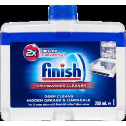 Photo of Finish Dishwasher Cleaner 250ml
