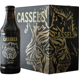 Photo of Cassels Red IPA 6 x 330ml Pack