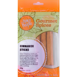 Photo of Four Leaves Cinnamon Sticks 20gm