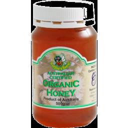 Photo of Superbee Organic Honey 500g