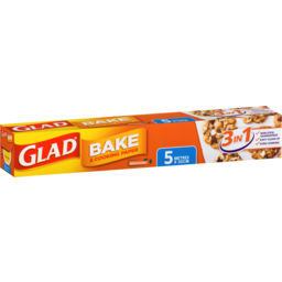 Photo of Glad Bake & Cooking Paper 5mx30m