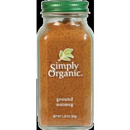Photo of Simply Organic Ground Nutmeg