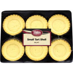 Photo of Bakers Collection Small Tart Shells 6pk
