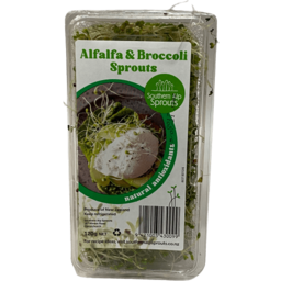 Photo of Southern Alps Sprouts Broccoli Sprouts 120g