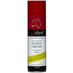 Photo of Red Island Cold Pressed Extra Virgin Olive Oil Spray 150g