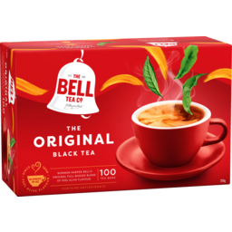 Photo of Bell Tea Bags Classic 100 Pack