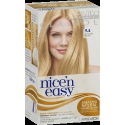 Photo of Nice 'N Easy Clairol Nice'n Easy 9.5 Extra Light Blonde