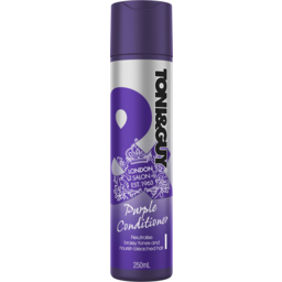 Photo of Toni & Guy Toni&Guy Conditioner Purple 250 Ml