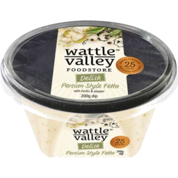 Photo of Wattle Valley Delish Persian Style Fetta Dip 200gm