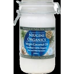 Photo of Niugini Organics Virgin Coconut Oil