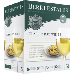 Photo of Berri Estates Classic Dry White