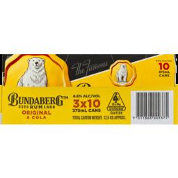 Photo of Bundaberg Up & Cola Can