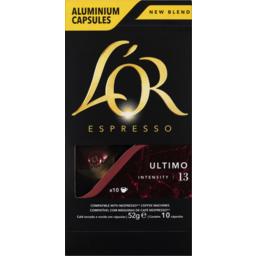 Photo of Lor Espresso Ultimo 10pk