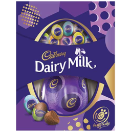 Photo of Cadbury Dairy Milk Easter Egg Gift Box 176g