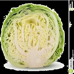 Photo of Cabbage Green Half
