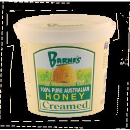 Photo of Barnes Honey Creamed  500gm