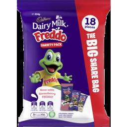 Photo of Cadbury Dairy Milk Freddo Variety Pack 18 Pack 234g