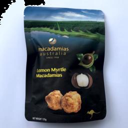 Photo of Happy Nuts Macadamia Lemon Myrtl