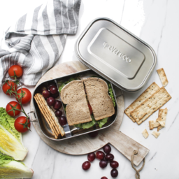 Photo of Ever Eco Bento Lunch Box 2 Compartment with Removable Divider