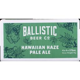 Photo of Ballistic Hawaiian Haze Pale Ale Can