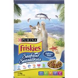 Photo of Purina Friskies Adult Seafood Sensations 2.5kg