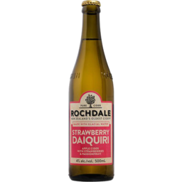 Photo of Rochdale Cider Strawberry Daiquire 500ml