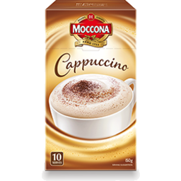 Photo of Moccona Coffee Classic Cappuccino 10s 150gm