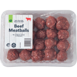 Photo of WW Beef Meatballs 400g