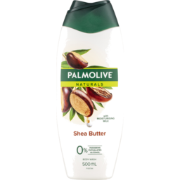 Photo of Palmolive Naturals Shower Milk Milk & Shea Butter 500ml