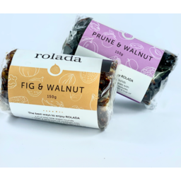 Photo of Fig and Walnut Rolada