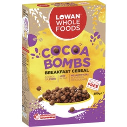 Photo of Lowan Cocoa Bombs 350g