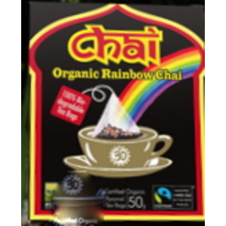 Photo of Rainbow Chai Tea 20 Bags