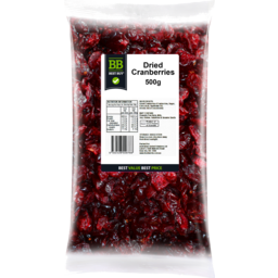 Photo of Best Buy Cranberries 500g
