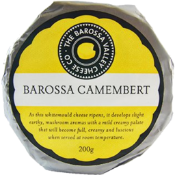 Photo of Barossa Valley Whole Camembert 125g
