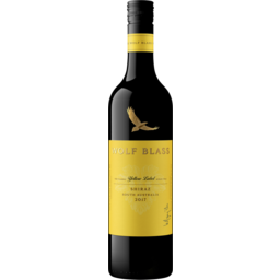Photo of Wolf Blass Yellow Label Shiraz 2017ml