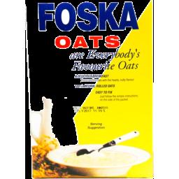 Photo of Foska Oats