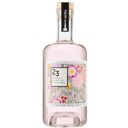 Photo of 23rd St Riverland Rose Vodka 700ml