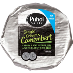 Photo of Puhoi Camembert 125g