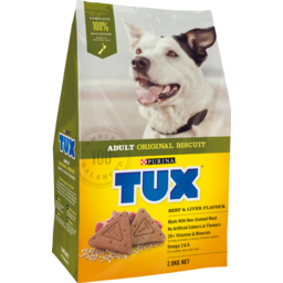 Photo of Tux Dry Dog Food Beef & Liver 2.8kg