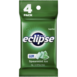 Photo of Eclipse Ice Spearmint 4pk 56g