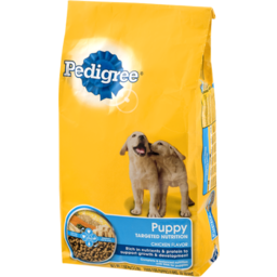 Photo of Pedigree Puppy Food Targeted Nutrition Chicken