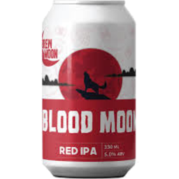 Photo of Brew Moon Blood Moon Red IPA 330ml